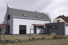 Chotutice - rodinný dům