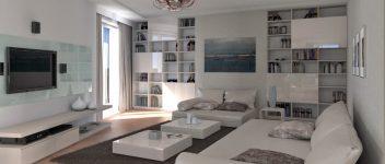 P8 Kobylisy – interiér bytu
