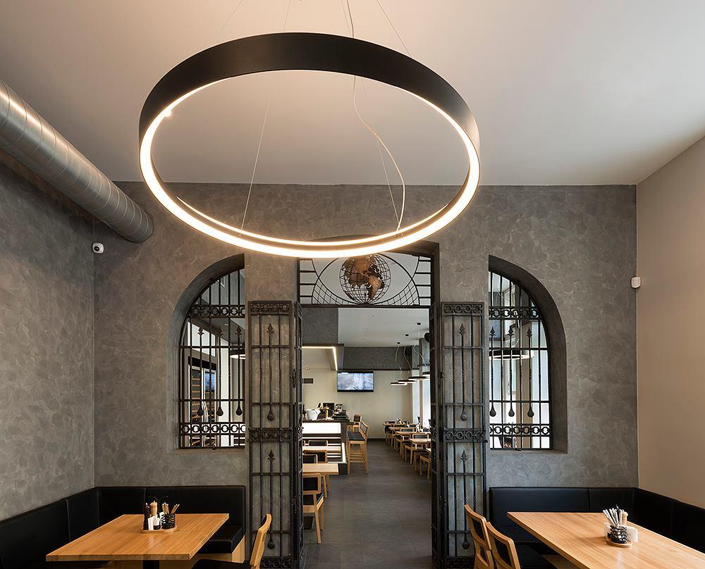 P8 Křižíkova – restaurace Globus